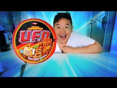 Taste Test :: UFO Ramen