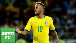 Brazil 2, Serbia 0 analysis: Despite win, is Neymar causing problems at 2018 World Cup? | ESPN FC