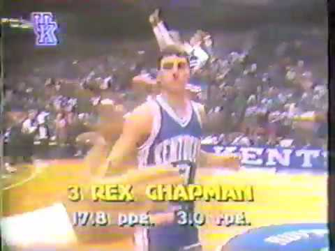 Rex Chapman UK Rock-