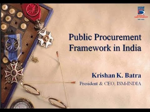 Professional Diploma in Public Procurement : Module 2