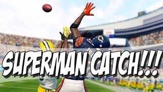 Madden 25 ultimate team - superman intereception! - playoff bound! - mut 25