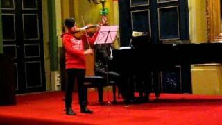 """Stien Annaert in concert januari 2011 met """" de elfendans"""""""