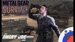 Angry Joe Metal Gear Survive RUS VO