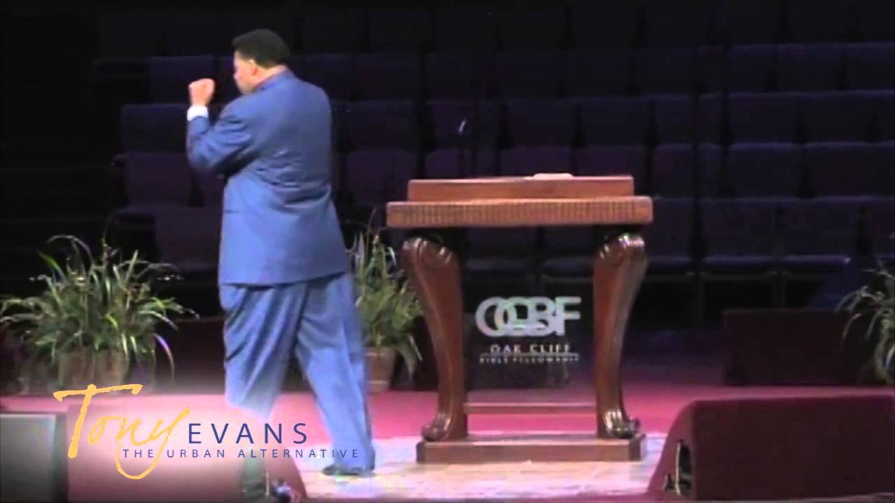 Power Through Connection I Tony Evans