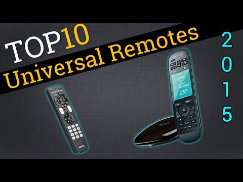 Top 10 Universal Remotes 2015 | Compare Remotes Controls