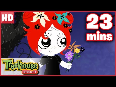Ruby Gloom: Skull Boy's Don't Cry  - Ep.10 | HD Cartoons for Children