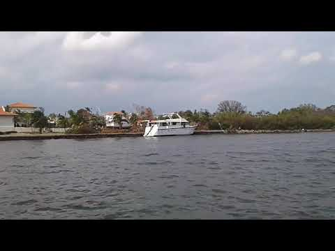 Venetian Islands Miami after Hurricane Irma