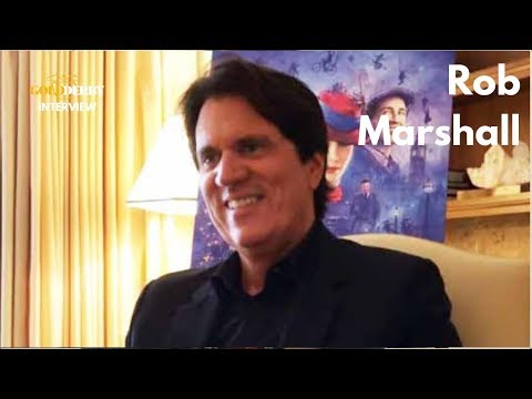Rob Marshall ('Mary Poppins Returns' Director): Movie Was In His Blood | GOLD DERBY