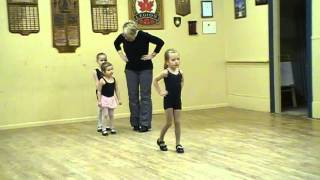 "Tiny Tots dance class- Bratz movie song ""it"