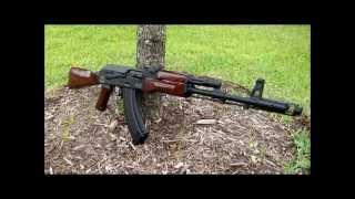 Russian AK Ban Saiga Ban Arsenal SGL AK AK-74 AKM AK-47 Izmash Kalashnikov Concern