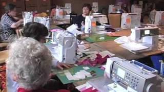 2010 AQS Lancaster, PA Quilt Show
