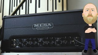 Mesa Boogie Triple Crown 100 - Demo