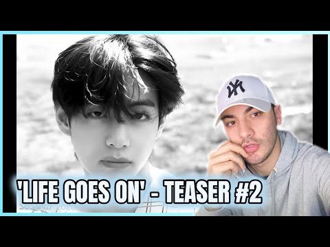 SERVING VISUALS!!! BTS (방탄소년단) 'Life Goes On' Official Teaser 2