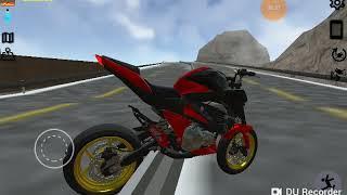 Segundo episódio peguei uma moto de Wheeling e uma F800para arrumar