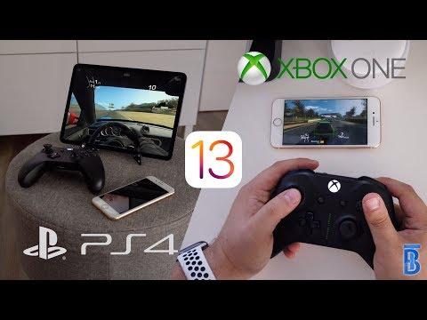 Xbox & PS4 Controller mit Apple TV, iPad, iPhone verbinden ohne Jailbreak! (iOS 13) - touchbenny
