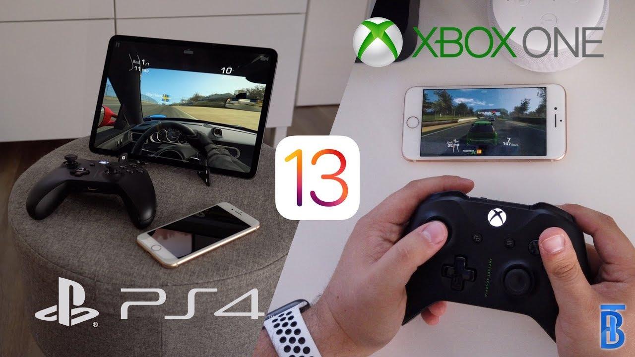 Xbox Ps4 Controller Mit Apple Tv Ipad Iphone Verbinden Ohne Jailbreak Ios 13 Touchbenny Youtube