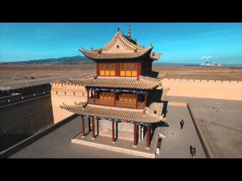 ARTS BAND on GREAT WALL of China 2016 (Jiayuguan city)