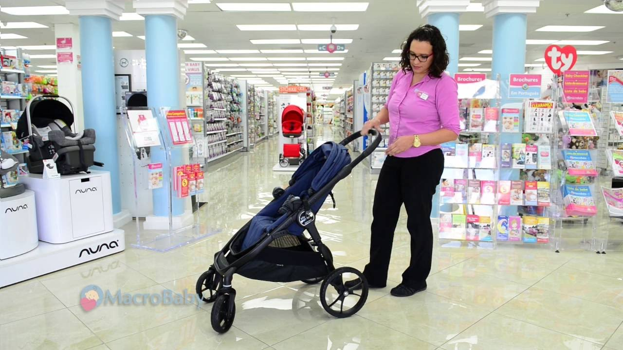 Macrobaby Store Baby Jogger City Premier Stroller