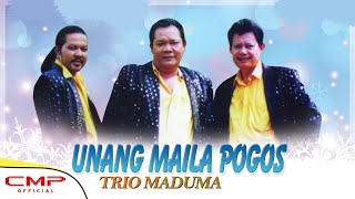 Trio Maduma Vol. 1 - Unang Maila Pogos (Official Lyric Video)