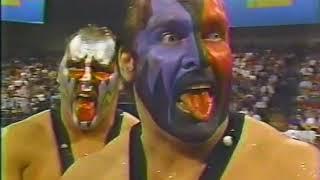 WWF December 1987