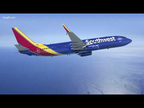Southwest to start flying out of Paine Field