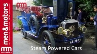 Steam Powered Cars