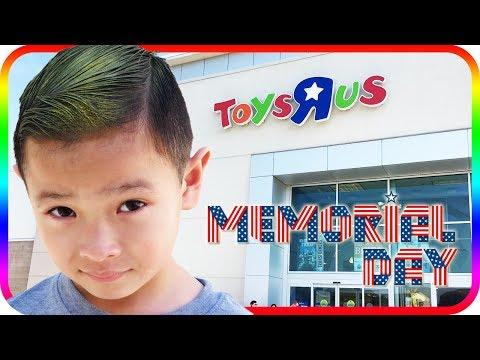 Toy Hunt At Toys R Us! Fidget Spinner - TigerBox HD