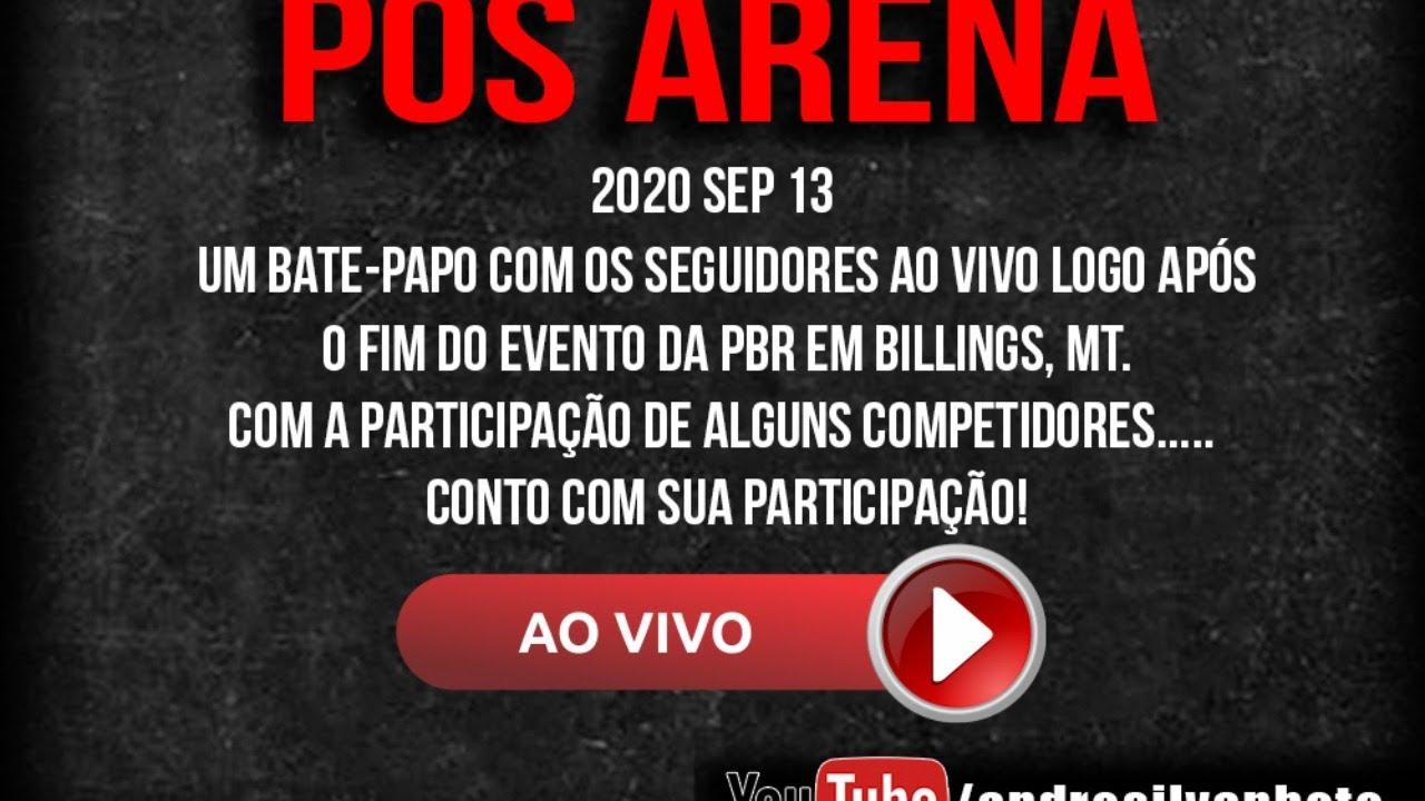 Pos Arena - 2020 Setembro 13