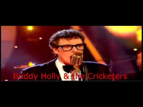 Buddy Holly - Buddy Holly and the Cricketers - 10 november in Isala Theater