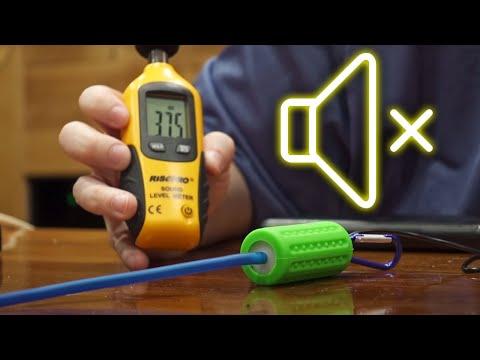 USB Nano Air Pump, Most Quiet Air Pump Yet?