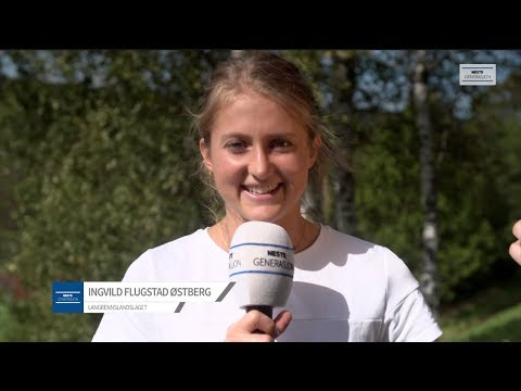 Grasrotprisen 2017 - Ingvild Flugstad Østberg