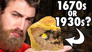 1000 Years of Pie Taste Test Video