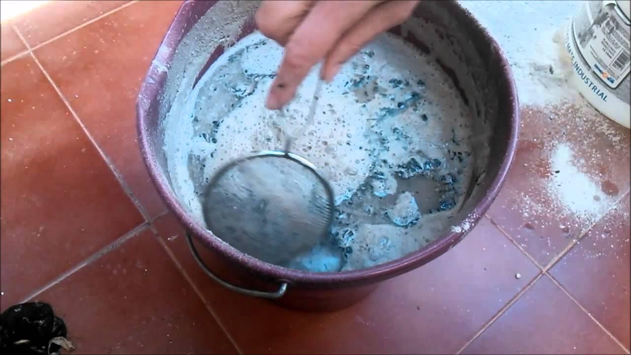 Lejía - Extraído del vídeo de Loida Cerezo