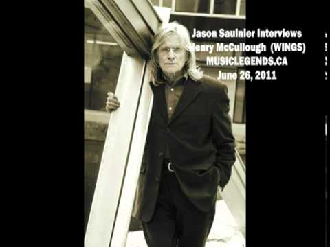Henry McCullough Interview: Paul McCartney and Wings Guitarist