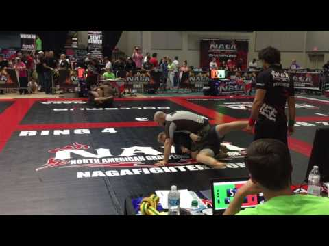 Bryan Brown vs Bryce Fristoe NAGA Adult Expert Heavyweight Final