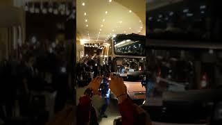 Chelsea arrived in Baku / 20 Nov 2017
