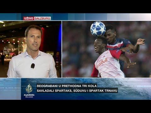 Bošković: Zvezda je u Ligi šampiona