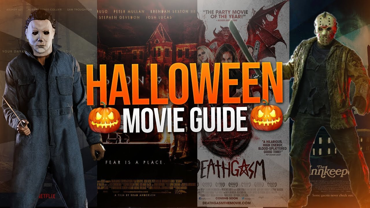 Halloween Horror Movie Guide 2018! (Underrated Films)