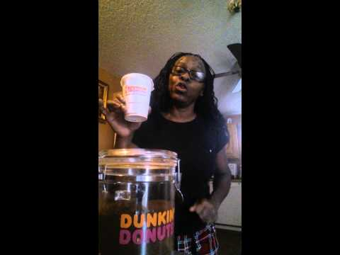 Dunkin donuts song