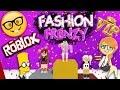 ROBLOX: Fashion Frenzy - Estamos gordos + Looks de Nerd!