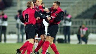 СПАРТАК - Блэкберн Роверс (Блэкберн, Англия) 3:0, Лига Чемпионов - 1995-1996 (Футбольный клуб)