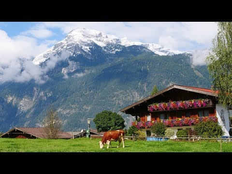 Austria (Tirol Österreich) Travel Video - A Visual Journey (Cinematic B-Roll)