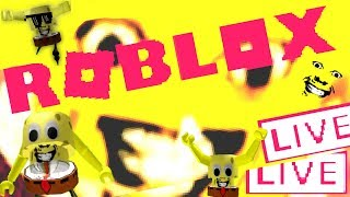 ROBLOX FRIDAY SPONGE CAM! :)