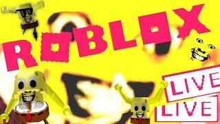 ROBLOX FRIDAY SPONGE CAM! :)