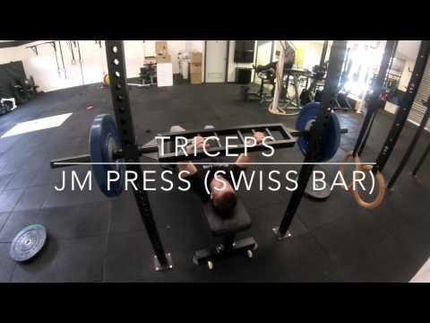 JM Press (SWISS BAR)