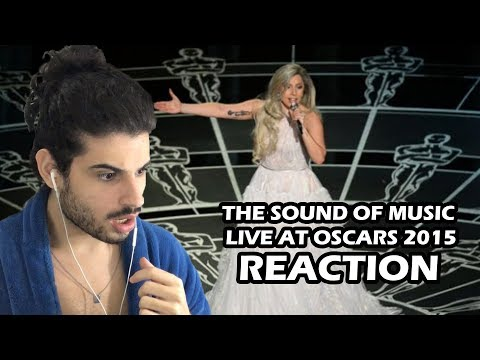Lady Gaga  Oscar Awards  REACTION  *REPOSTAGEM - GRAVADO 2503*