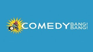 Reggie Watts Creates the Comedy Bang! Bang! Theme Song