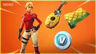 "Das *NEW* ""Laguna"" Starter Pack in Fortnite! (Laguna Starter Pack Belohnungen LEAKED)"