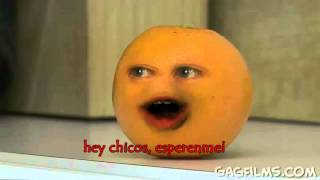 Annoying Orange Wazzup - Subtitulado al Español Thumbnail