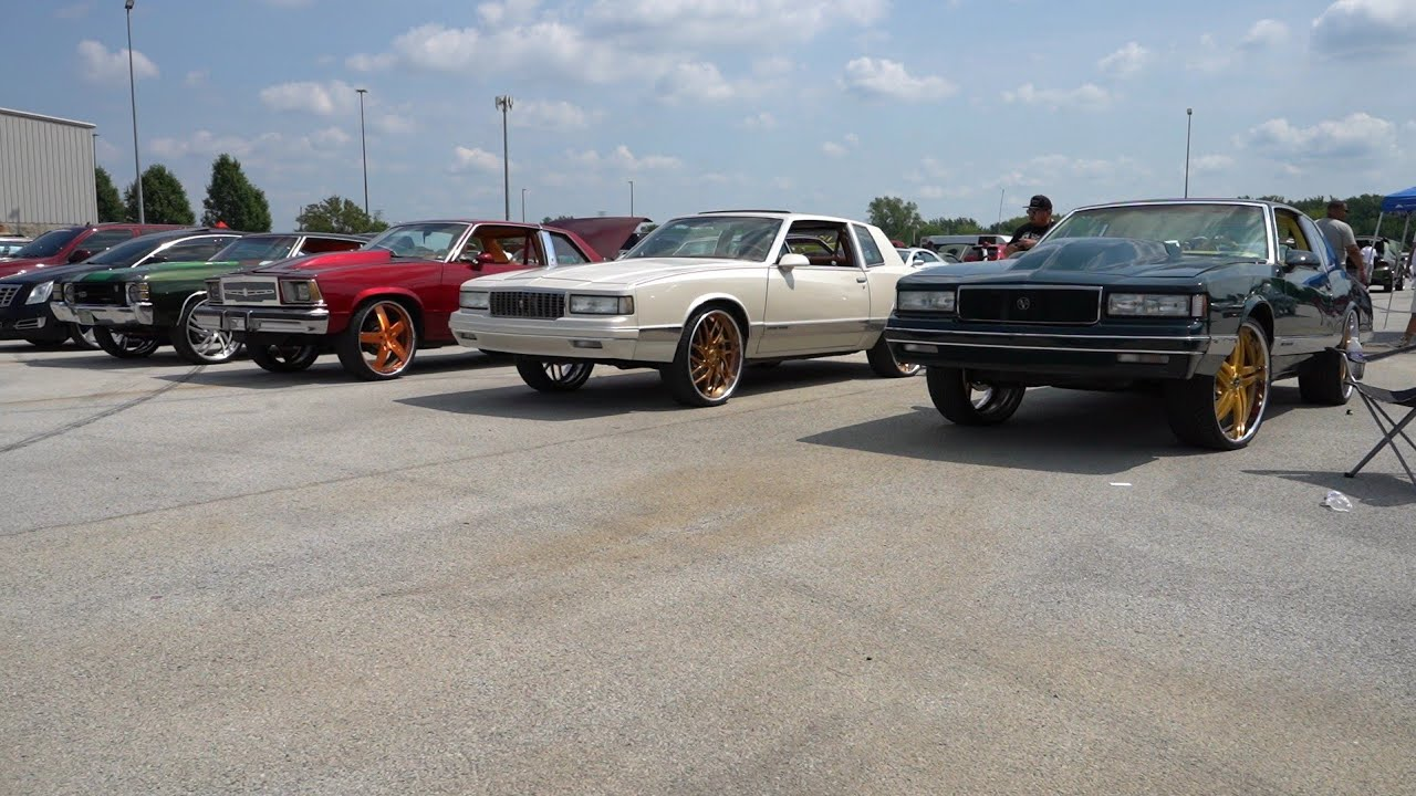 Midwest Connection car & bike show--Lynwood, IL: (PART 1) Nothin but the best from Chicago...